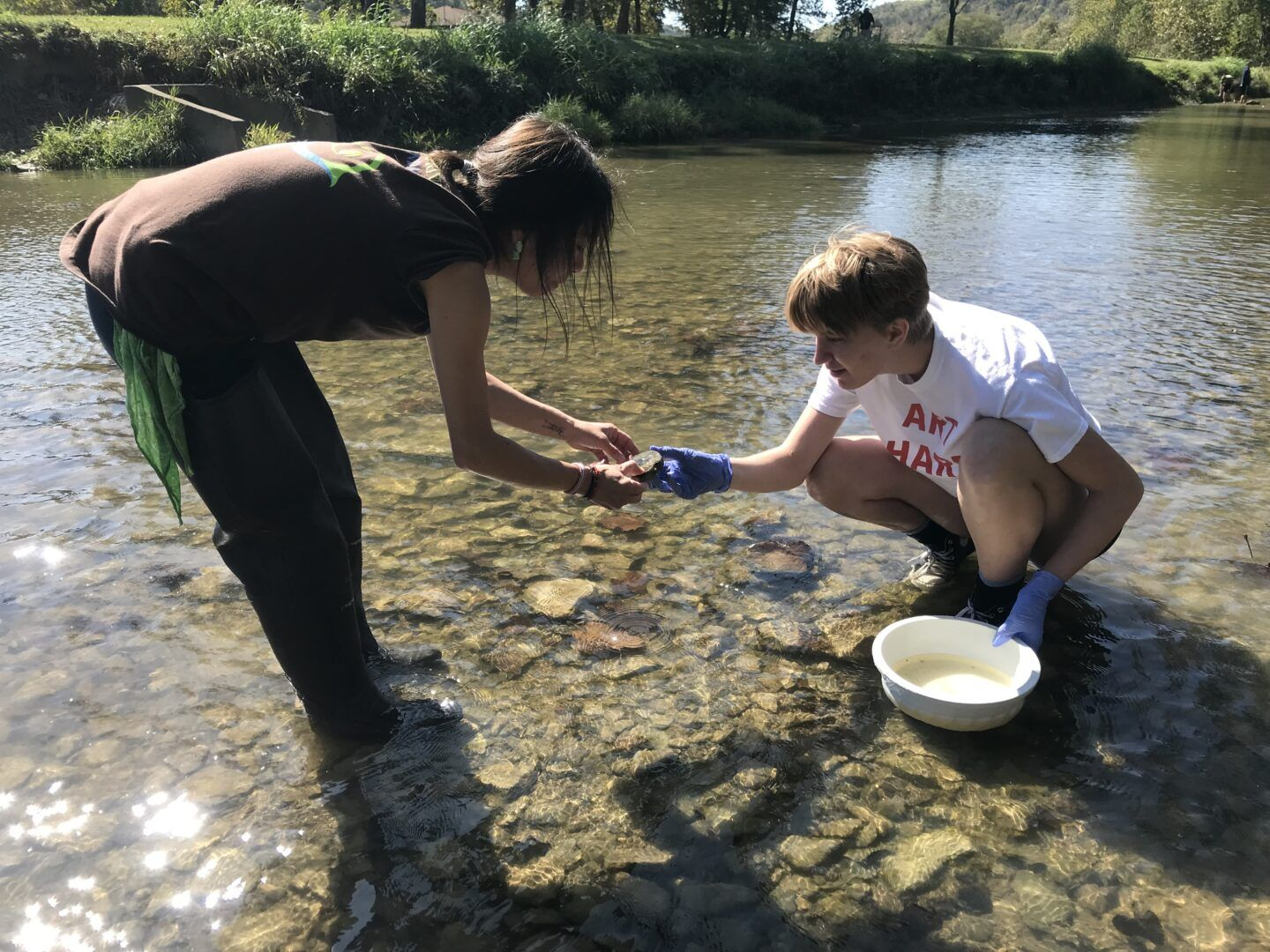 ORF offering summer conservation program for high school students