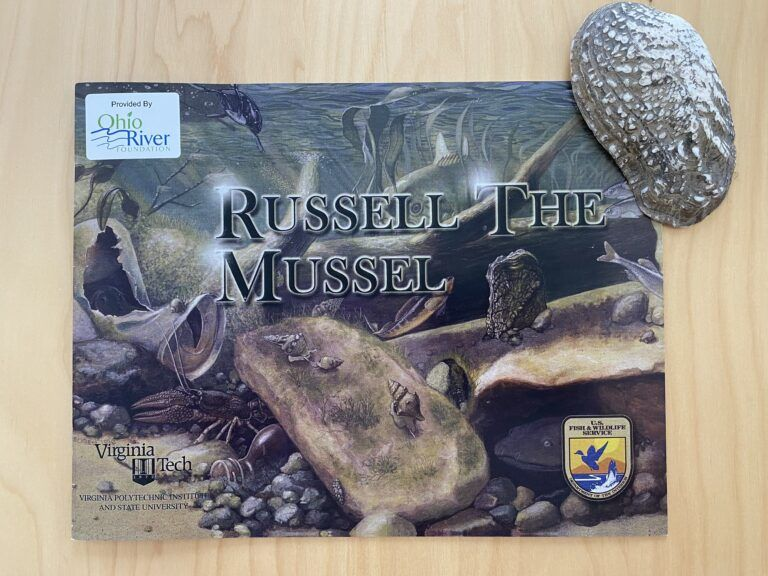 Russell the Mussel Book