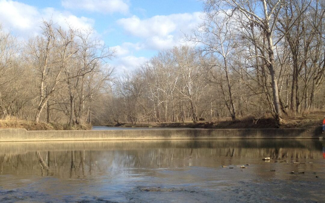 Public invited to dam removal at Camp Michaels Gunpowder Creek