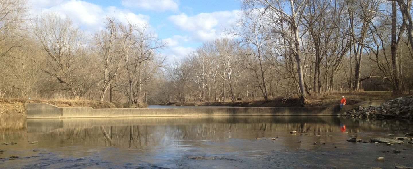 Public invited to dam removal at Camp Michaels Gunpowder Creek