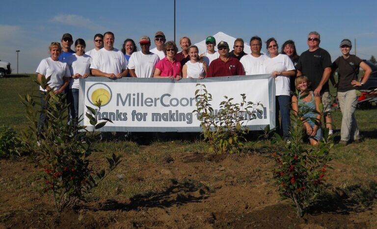 MillerCoors and ORF Teams