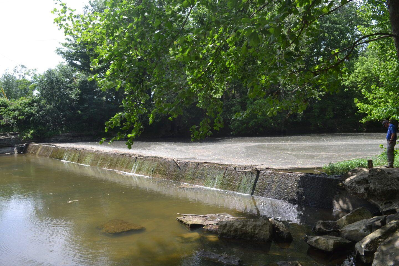 Owingsville Slate Creek Dam Removal