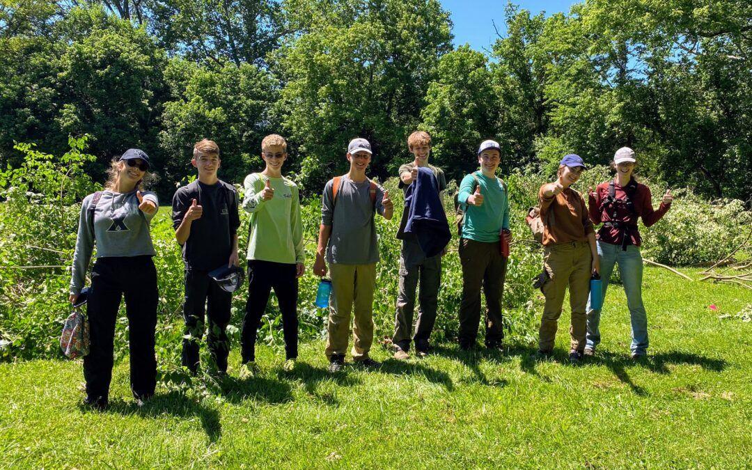 ORF hosts a successful summer program