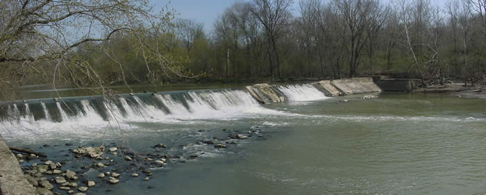West Milton Low-head Dam Removal and Stillwater River Restoration Project