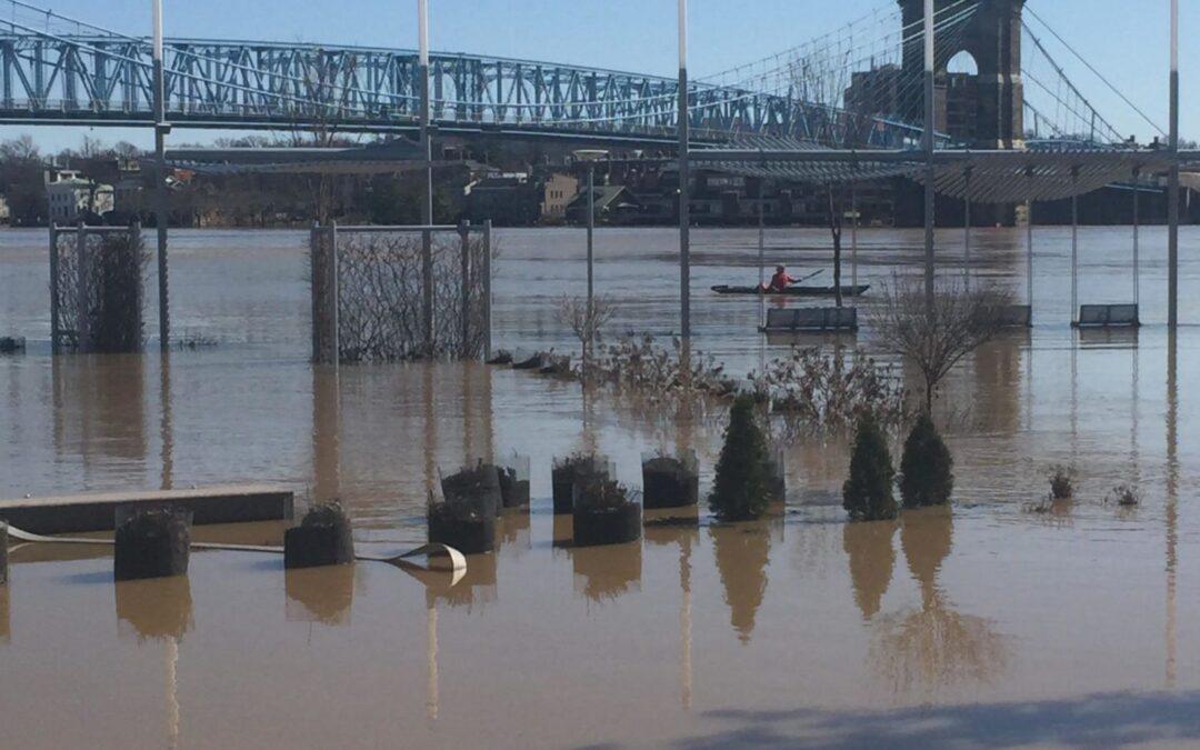 Cincinnati Enquirer Opinion Piece: Future uncertain for Ohio River water quality
