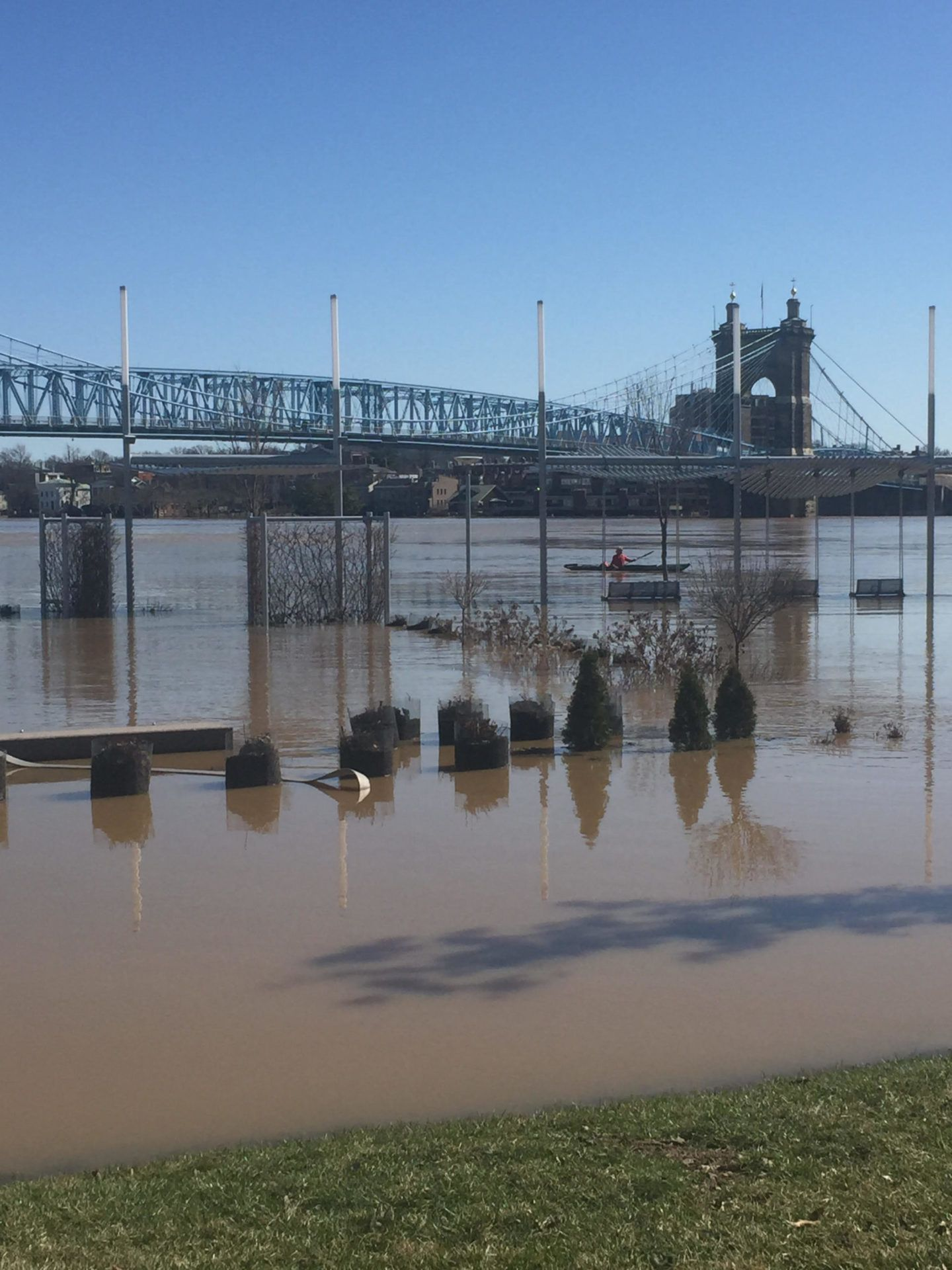 Cincinnati Enquirer Opinion Piece: Future uncertain for Ohio River water quality