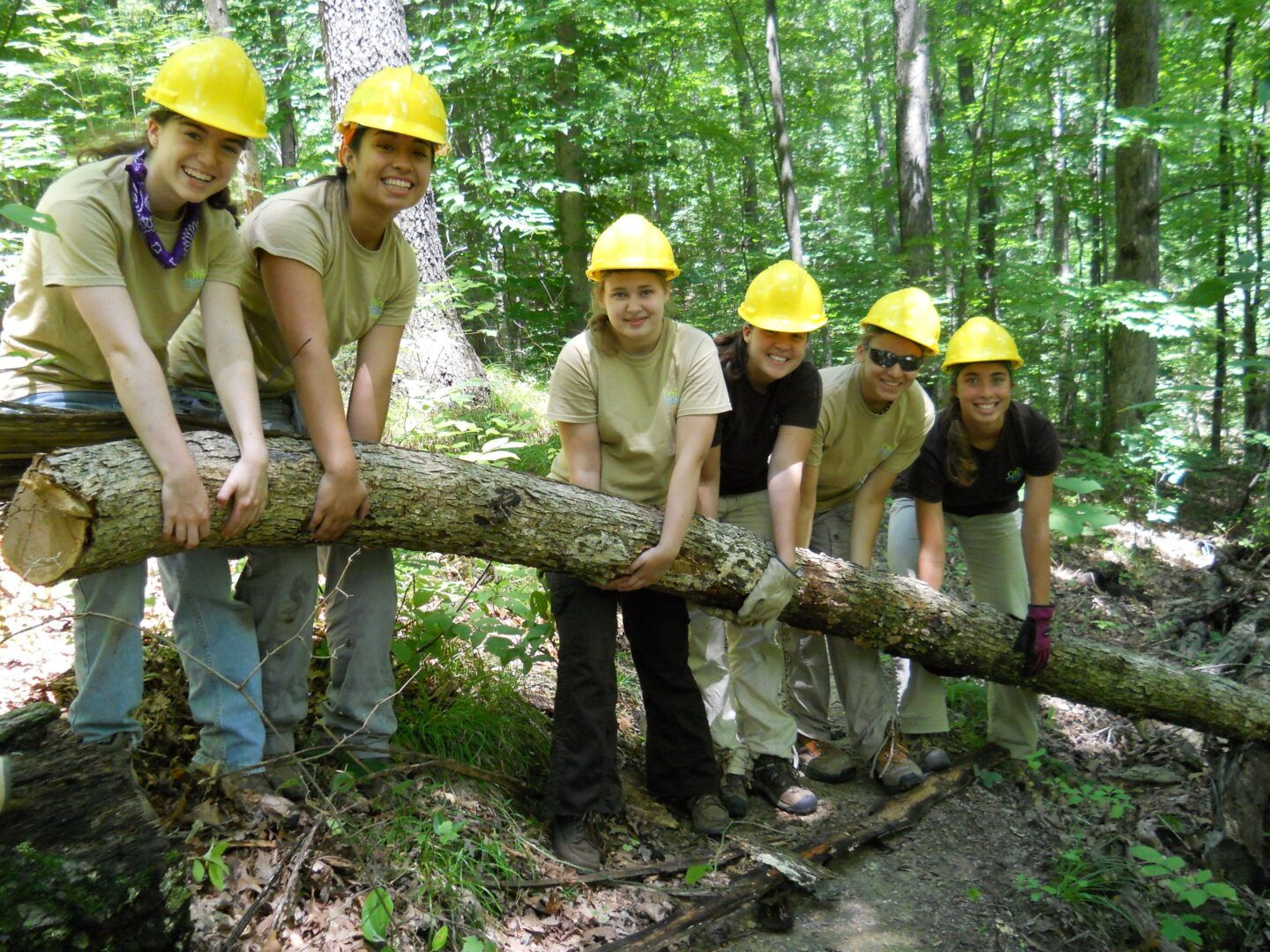 Youth Conservation Teams (YCT)